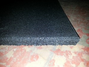 Traditional thick flooring
