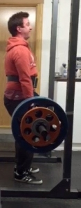 Deadlifting Double my Bodyweight