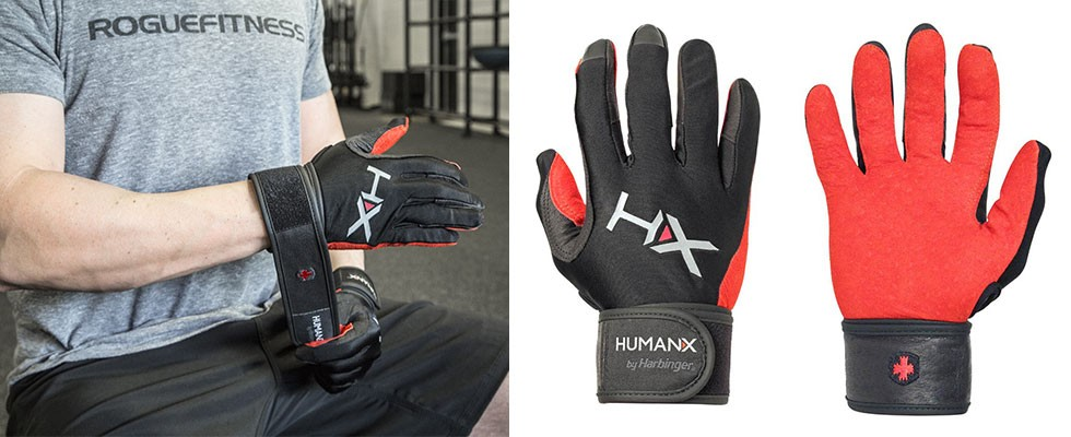 harbinger training gloves