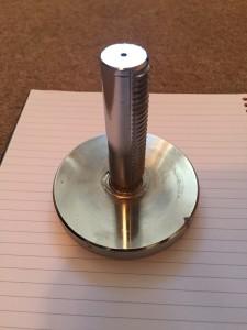 Patented Quick Lock Pin